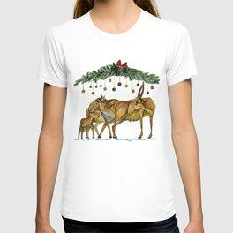 Saiga Antelope T-shirt