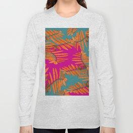Leaves In Autumn Colors #decor #society6 #buyart Long Sleeve T-shirt