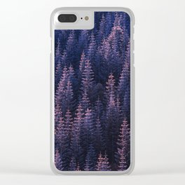 Believe in Adventure Clear iPhone Case