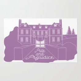 Jane Austen - Pride and Prejudice, Longbourn Rug