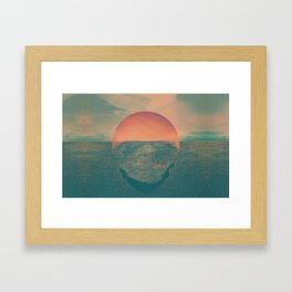 oblivion Framed Art Print