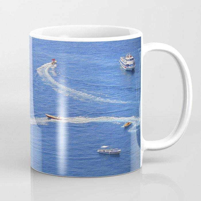 Amalfi coast, Italy 3 Coffee Mug