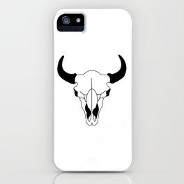 Bison Bison iPhone Case