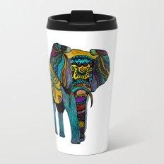 Elephant of Namibia Travel Mug