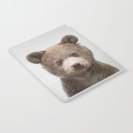Baby Bear - Colorful Notebook