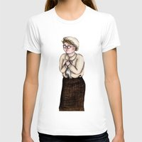 nurse T-shirts featuring Nurse by CokecinL
