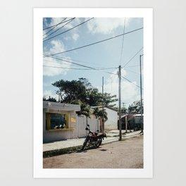 Mexico XIV Art Print