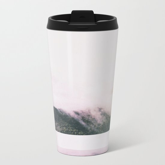 Fractions A76 Metal Travel Mug