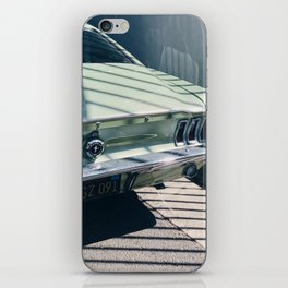 Ford Mustang / Venice Beach, California iPhone Skin
