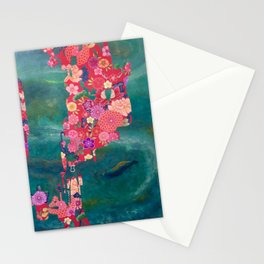 A NEWCOMER 01 Stationery Cards