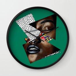 GLIY (Gold Lives Inside You) Wall Clock
