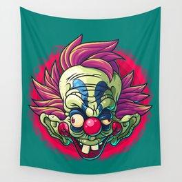 Killer Clown Wall Tapestry