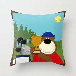 WE♥GOLF Throw Pillow