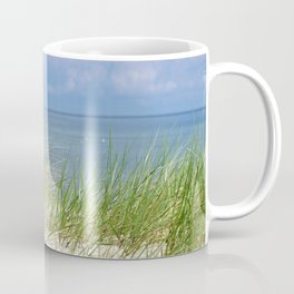 #Dunes of the #Baltic #Sea #nature to #relaxing Coffee Mug