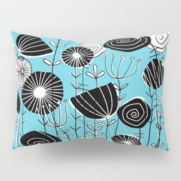 Wildflowers Grow Free Pillow Sham
