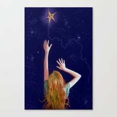 Twinkle, twinkle.. Canvas Print