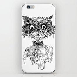 See You Soon, Raccoon iPhone Skin