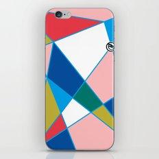 Geometric Fantasy 5 iPhone & iPod Skin
