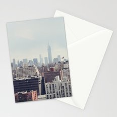 New York City Skyline I Stationery Cards