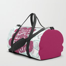 Pump Up the Jam Duffle Bag