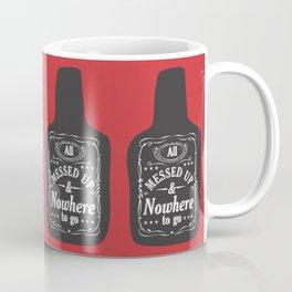 All messed up Coffee Mug