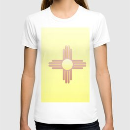 Flag of new mexico  -with color gradient T-shirt