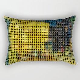 Van Gogh painting Rectangular Pillow