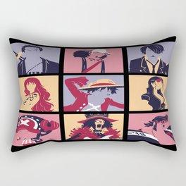 King of Pirates Rectangular Pillow