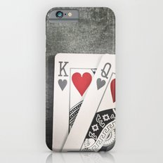 King and Queen of Hearts iPhone 6s Slim Case