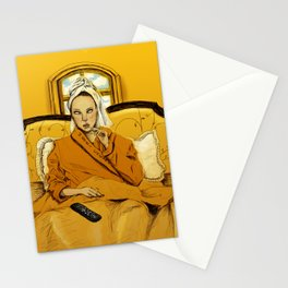 Hotel Chvalier Stationery Cards