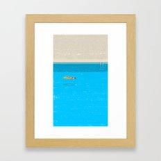 pool-1 Framed Art Print