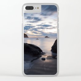 Motion Clear iPhone Case