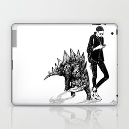 Walk Like a Dinosaur Laptop & iPad Skin