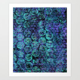 Grape Vine Art Print