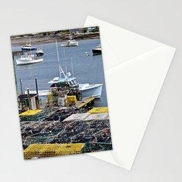 Benard Harbor 3 Stationery Cards
