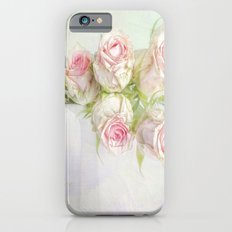 bouquet of roses iPhone 6s Slim Case