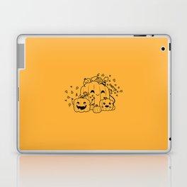 Jack o Lantern Party Laptop & iPad Skin