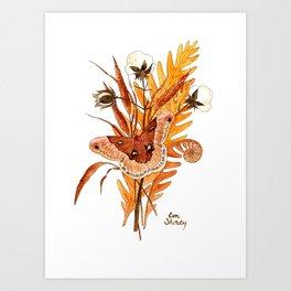 Promethea Moth Art Print