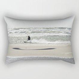 Kite surf France Rectangular Pillow