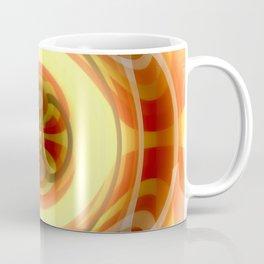Spacetime path Coffee Mug