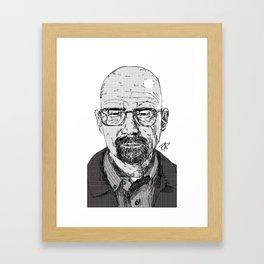 W.W Framed Art Print