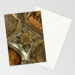 Peterborough Cathedral Roof Stationery Cards