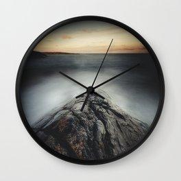 I´m a collider Wall Clock