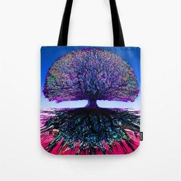 Tree of Life Creative Link Tote Bag