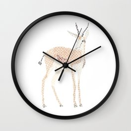 Springbok Wall Clock
