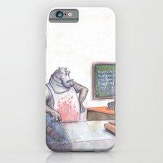 Polar Bear Slim Case iPhone 6s