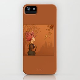 September iPhone Case
