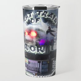 Night Train of Horror Travel Mug