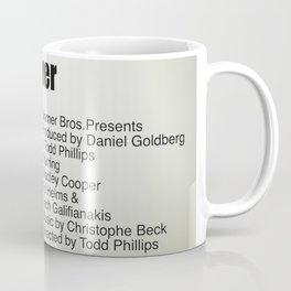 The hangover cast & crew Coffee Mug