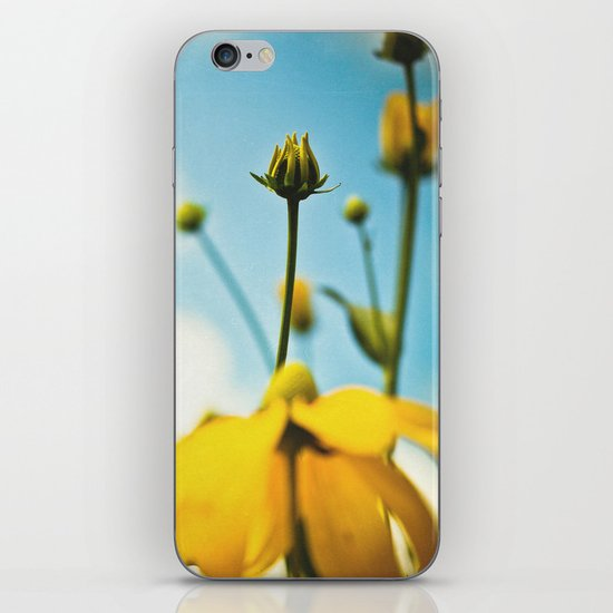 Happy day filled with sunshine iPhone & iPod Skin